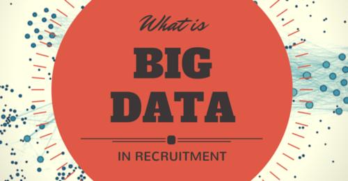 Big Data...The Recruitment