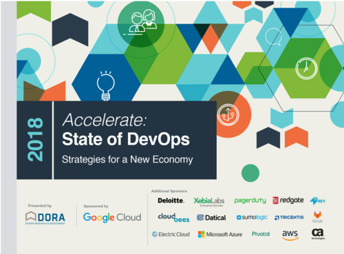 2018 State of DevOps - Strategies for a New Economy