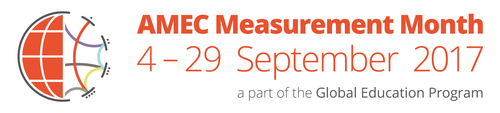 AMEC Measurement Month in Review