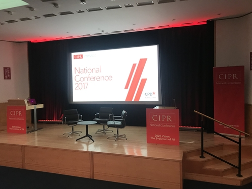 The CIPR National Conference: A masterclass in corporate purpose from global brands