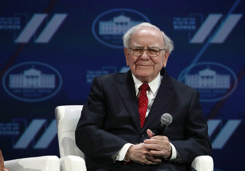 Go Invest in Yourself. Warren Buffet Said To