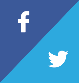 2018 Facebook et Twitter serrent la vis
