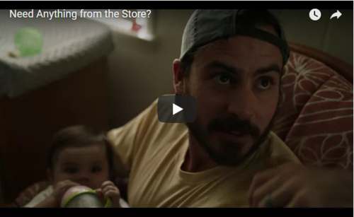 Damn the man, save the empire! Anti-Amazon ads hit home for loyal in-store shoppers