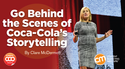 Learn From Coca-Cola To Tell Stories Like A Pro