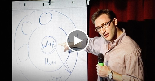 Start with why: Applying Simon Sinek's leadership model to comms