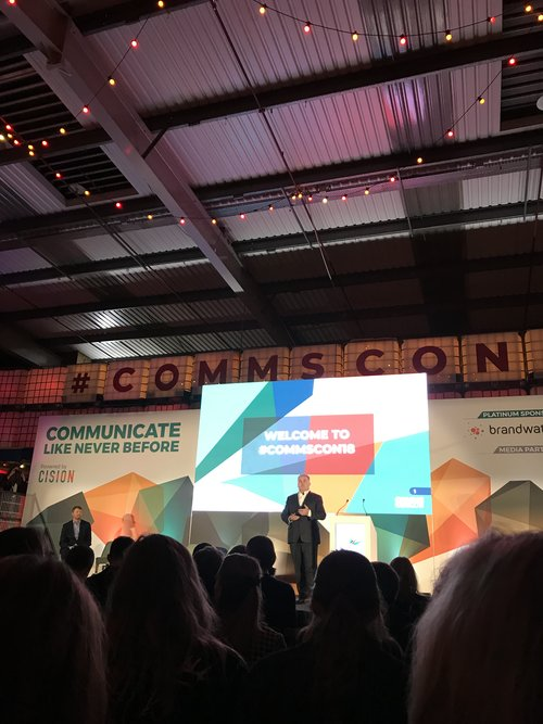 CommsCon 2018: Is traditional PR held back by a lack of originality?