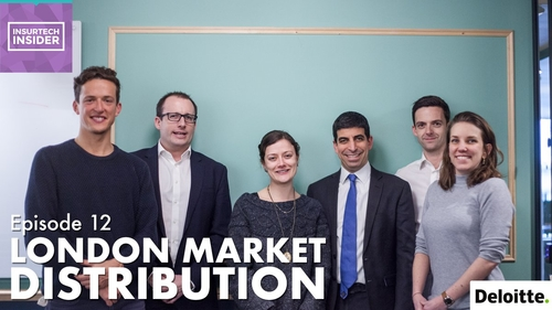 InsurTech Insider - Episode 12 - London Market Disruption