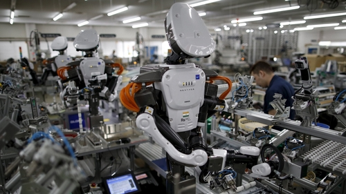 Automation of work will impact pensions gap
