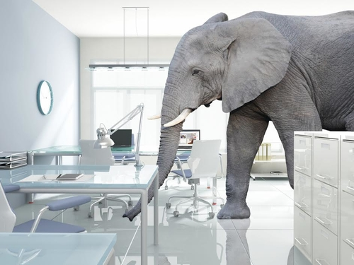 Elephants in the room part II: The future of the Big Four in the legal market