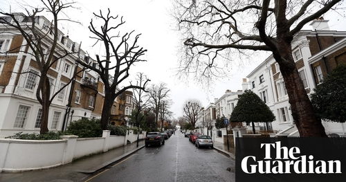 London's Luxury Home Price Drop