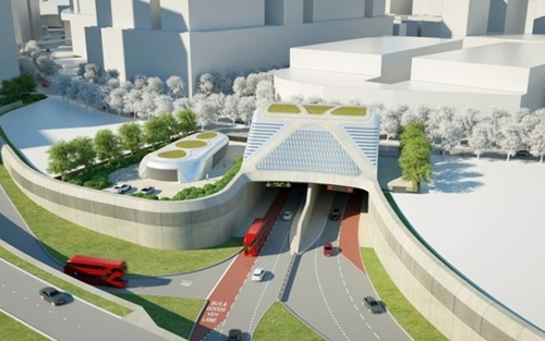 Silvertown Tunnel Project
