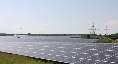 PV accounts for 12,3% of net generation in Germany in May