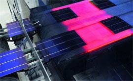 Markt für PV - Produktionsmittel boomt