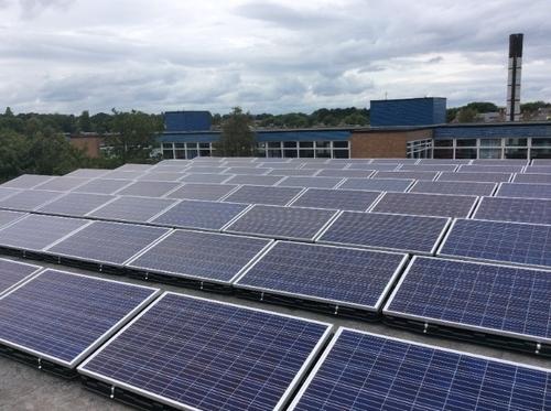 Edinburgh: Largest community rooftop solar framework completed
