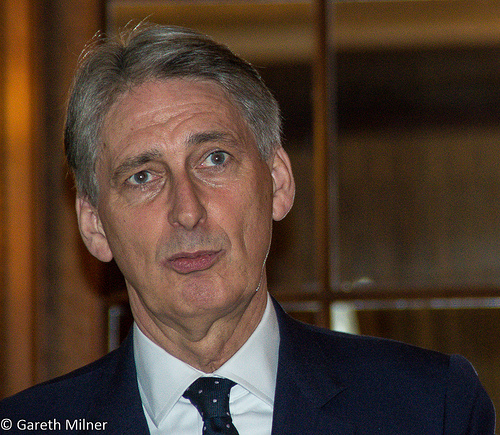 Stating the obvious and killing the golden goose! Philip Hammond