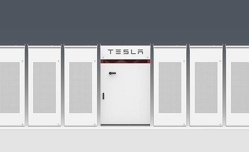 Open Energi and Camborne Energy Storage take Tesla battery into frequency response market