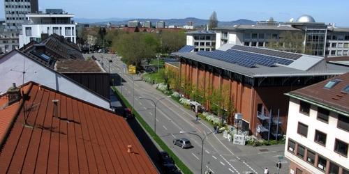 Freiburg started Solarkampagne - für Dachanlagen