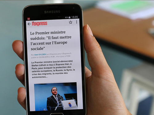 French news site L'Express exposed reader data online, weeks before GDPR deadline
