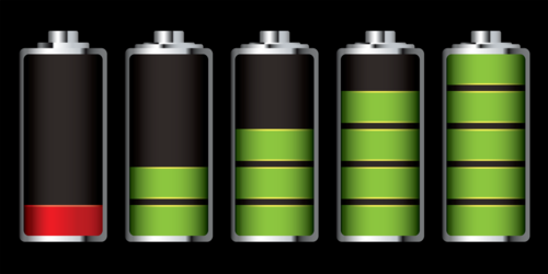 De-rating batteries in CM DSR