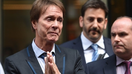 Cliff Richard: Singer wins BBC privacy case at High Court