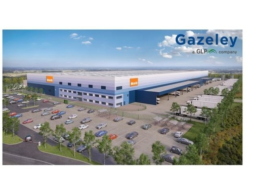 B&Q breaks ground on sustainable new national distribution centre
