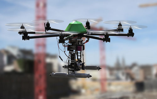Game of Drones: the next big thing in construction?