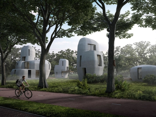 Printing houses? Could 3D printing have a role to play in the housing shortage?