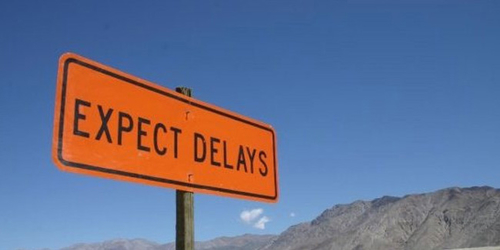 The (con) current position on excluding the risk of delay