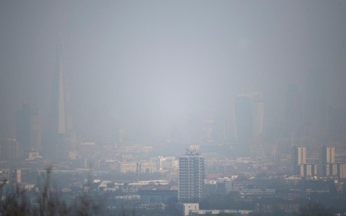 UK to account before Brussels on air quality law