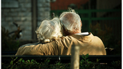 Increase in marriage and divorce rates for the over 65s