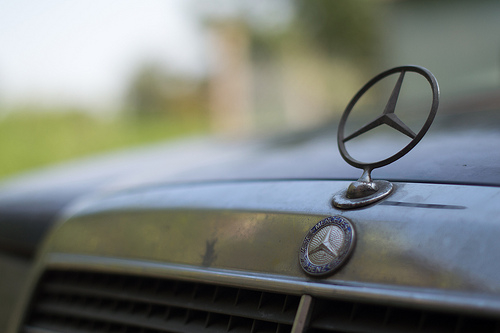 Amazon accused of selling counterfeit Mercedes products