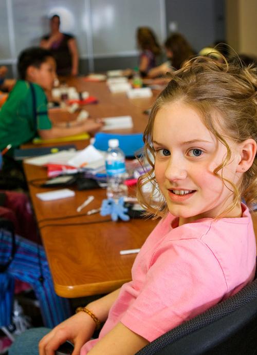 Volunteer Opportunities with Junior Achievement