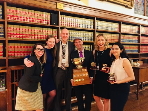 Prestigious Gale Cup Moot Win by Future Brownlee LLP Articling Student