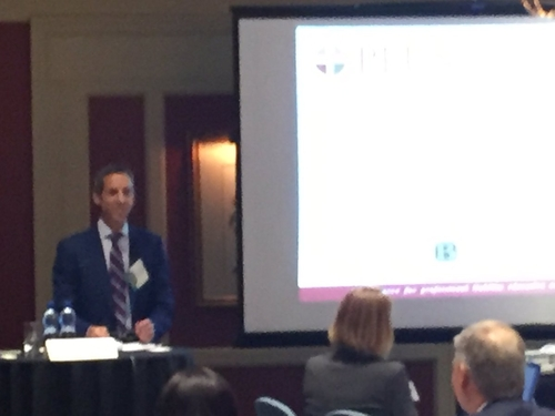 Brownlee Partner, David Pick, presents at PLUS Canada event in Calgary