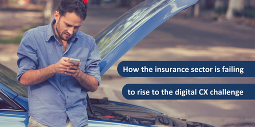 Only 1 in 25 Insurers offer fully digitalised claims!