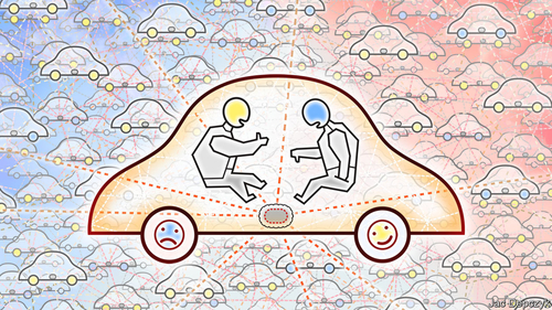 Driverless cars, monopoly & auto insurance ecosystems