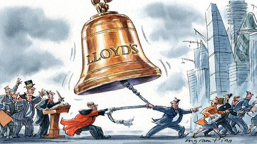 Lloyd's of London needs a sound policy for its future