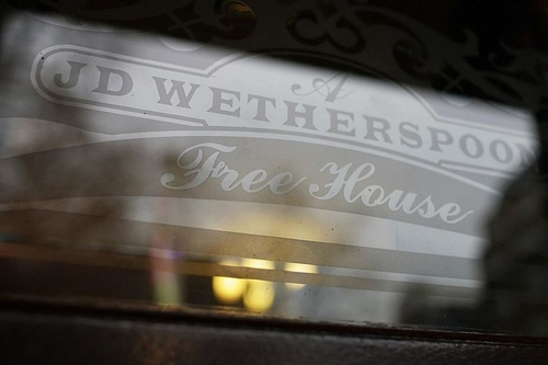 J.D. Wetherspoon has deleted its entire email mailing list - on purpose