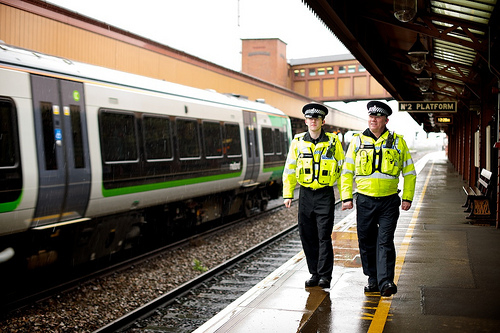 British Transport Police -