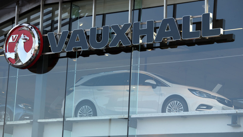 Falling sales at the heart of latest Vauxhall job cuts.
