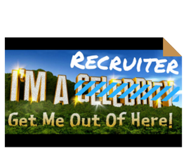I'm a recruiter, get me out of here!