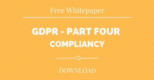 GDPR Part 4 - Now Available to Download