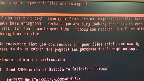 Second Ransomware Attack Causes Havoc