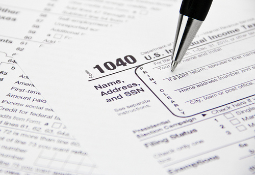 Taxpayers Must Record Cost Basis on IRS Charitable Donation Form