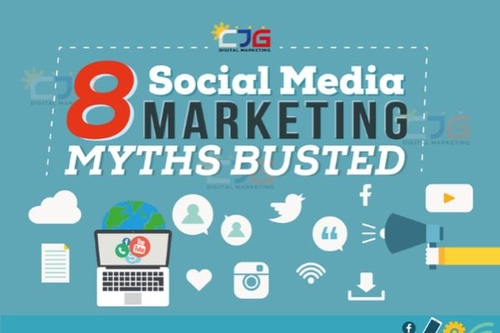 Don't fall for these Social Media Marketing Myths