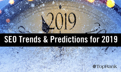 SEO Predictions & Trends for 2019