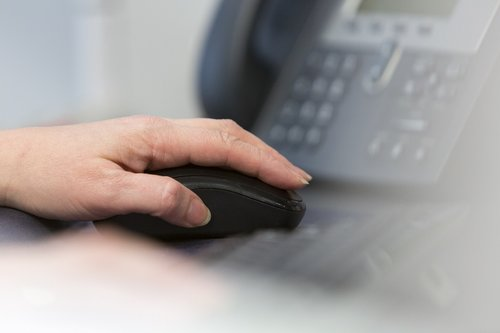 Fax machines banned - no more 'living in the dark ages'