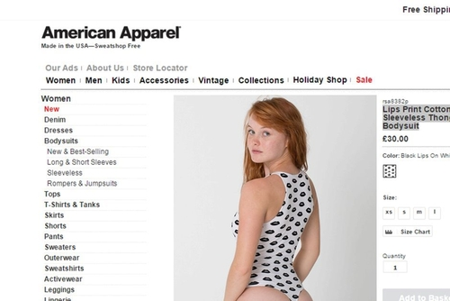 A welcome nail in the coffin of American Apparel