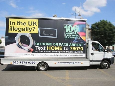 Windrush scandal is a reminder of  the need to control political ads