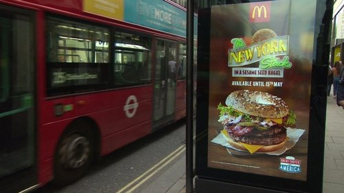 TFL announces ban on HFSS advertising